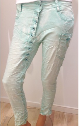 BALI JEANS LIGHT GREEN