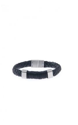 OXXO Design Herre armbånd i sort læder