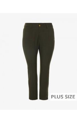 ZOEY Olivengrønne Bukser