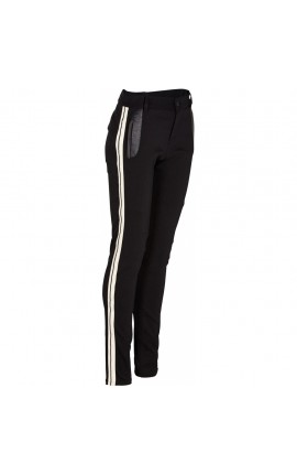 NÜ RAIX CUE PANTS - BLACK