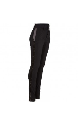 NÜ NOLA CUE PANTS - BLACK