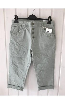 Plus Size Knickers - Grønne