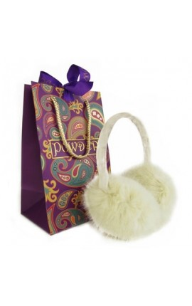 Powder Earmuffs Snow