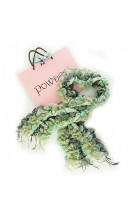 Powder Design Capri Tørklæde Mint Mix